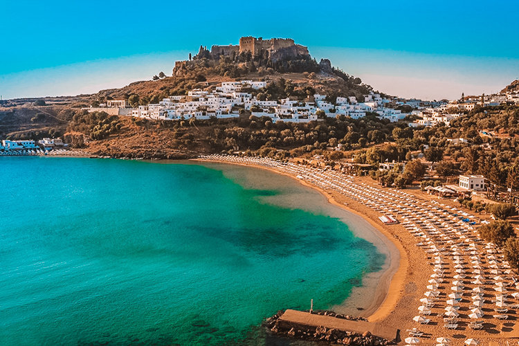 Excursion to Rhodes Island