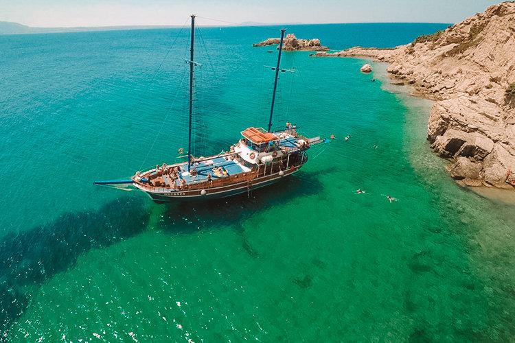 Kos Adası Tekne Gezisi