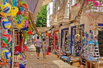Shopping in Bodrum