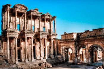 Konaklamalı Efes Turu