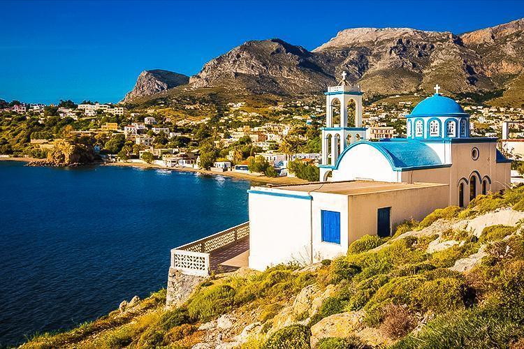 Kalymnos Adası Turu