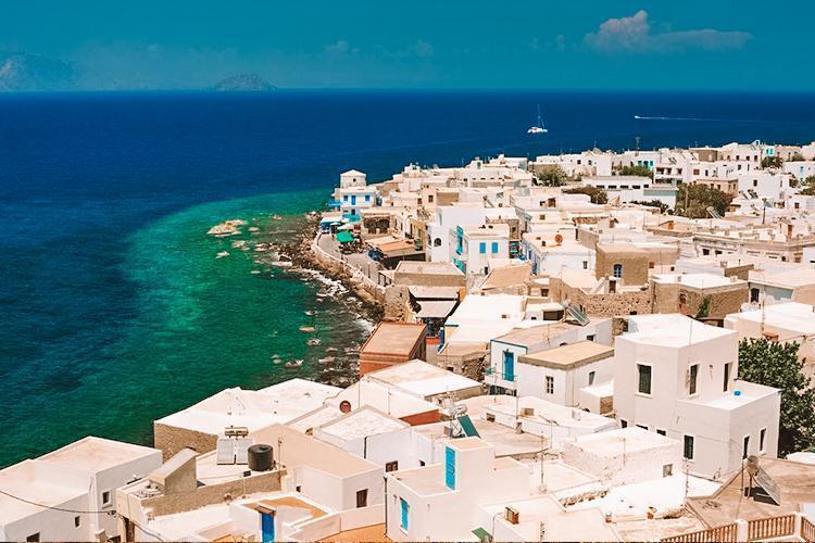 Nisyros Adası Turu