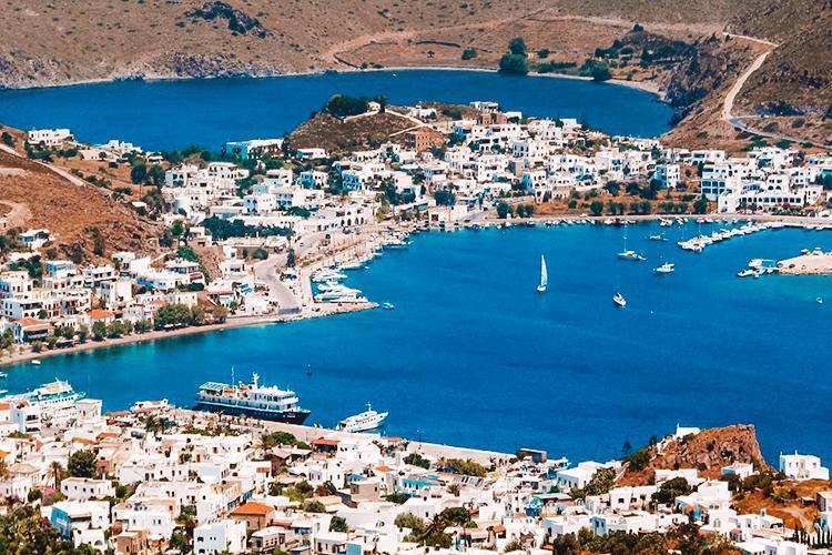 Excursion to Patmos Island