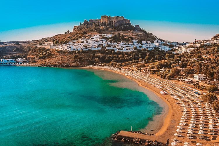 Rhodes Adası Turu