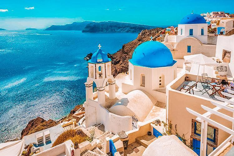 Greek islands Tours
