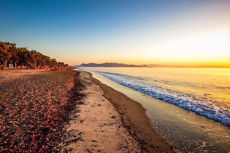 Παραλία Λάμπη