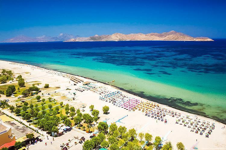 Tigaki Plajı